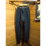 WestRide/Border Thermal Pants ネイビーxブラック
