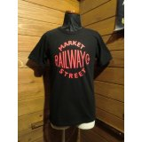 JELADO/Rail Way Tee ブラック