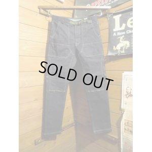 画像1: Colimbo/Brooklyn Boulder Pants インディゴデニム