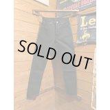 JELADO/Classic Slim Pants ブラックデニム