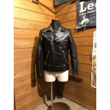 RainbowCountry/Horsehide Double Riders Jacket ''All State''