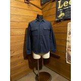 JELADO/2020 Union Workers Shirt  ショート丈  インディゴ