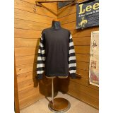 WestRide/Hevy Border L/S Tee 2トーン