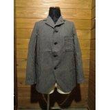 JELADO/Pressman Coat インディゴ