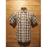Cushman/オンブレチェック ワークシャツ