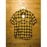 Cushman/ブロックチェック ワークシャツ