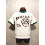 Cushman/Monarch Paint 針抜きTee