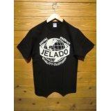JELADO/オフィシャルTee 地球儀ロゴ